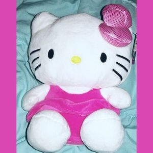 Officially Licensed Hello Kitty Plush Bank